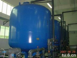 碳钢除铁除锰过滤罐