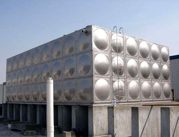 不锈钢(白钢)水箱